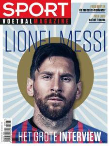 Sport Voetbal Magazine - 9 Januari 2019