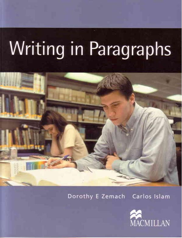 Writing in Paragraphs (repost)