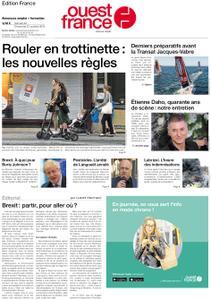 Ouest-France Édition France – 26 octobre 2019