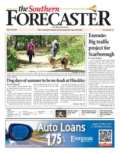 The Southern Forecaster – May 28, 2021