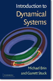 Michael Brin, Garrett Stuck, «Introduction to Dynamical Systems»
