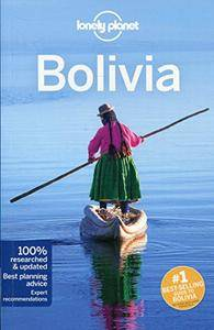 Lonely Planet Bolivia, 9th Edition