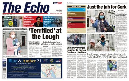 Evening Echo – April 03, 2021
