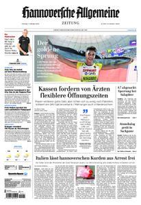 Hannoversche Allgemeine Zeitung - 07. Oktober 2019