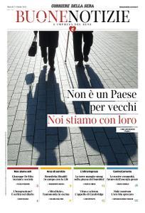 Corriere della Sera Buone Notizie – 27 ottobre 2020