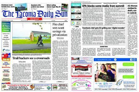The Laconia Daily Sun – May 23, 2018
