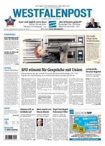Westfalenpost Wetter - 08. Dezember 2017