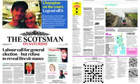 The Scotsman – January 12, 2019