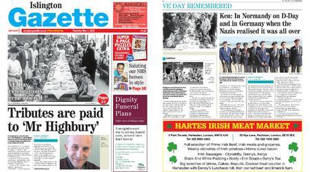 Islington Gazette – May 07, 2020