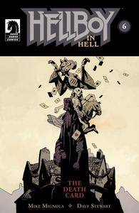 Hellboy in Hell 006 2014 digital
