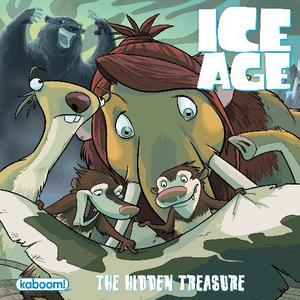 BOOM Studios-Ice Age Hidden Treasure 2013 Hybrid Comic eBook