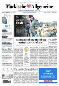 Neue Oranienburger Zeitung - 29. Dezember 2017