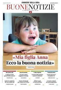 Corriere della Sera Buone Notizie - 20 Marzo 2018