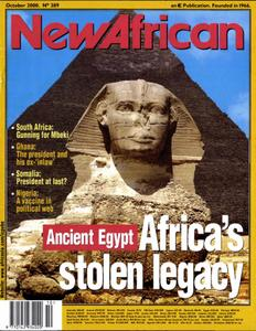 New African - October 2000