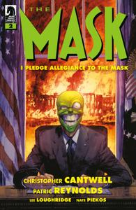 The Mask-I Pledge Allegiance to the Mask 002 2019 digital Son of Ultron