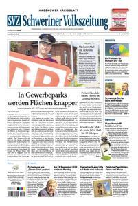 Schweriner Volkszeitung Hagenower Kreisblatt - 15. Juni 2019
