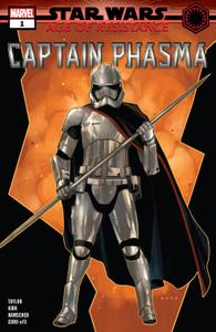Star Wars-Age Of Resistance-Captain Phasma 2019 Digital Kileko