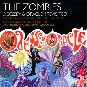 The Zombies - Odessey & Oracle {Revisited} (2009) [The 40th Anniversary Concert, Live at the Shepherd's Bush Empire] 2CD + DVD5