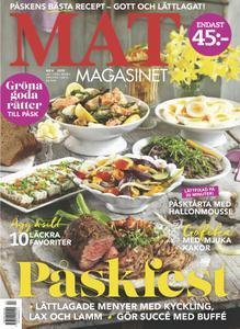 Matmagasinet – april 2019