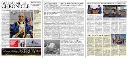 Gibraltar Chronicle – 02 June 2021