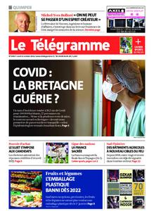 Le Télégramme Quimper – 11 octobre 2021