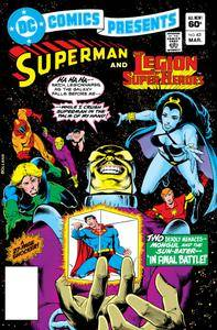 DC Comics Presents 043 digital LP