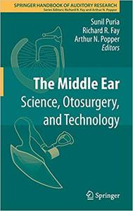 The Middle Ear: Science, Otosurgery, and Technology