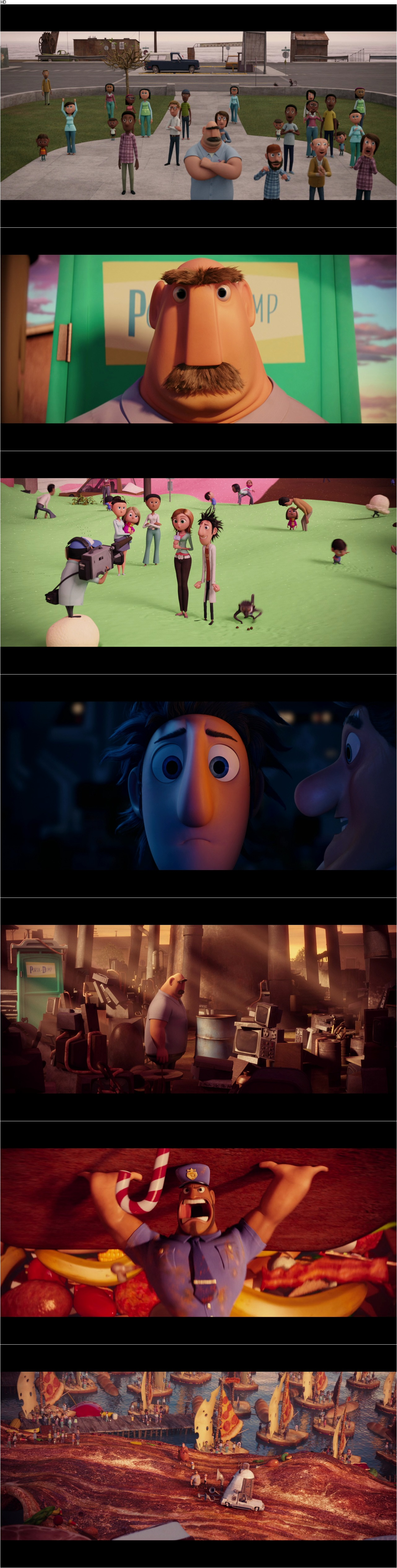 Cloudy With A Chance Of Meatballs 2009 Avaxhome