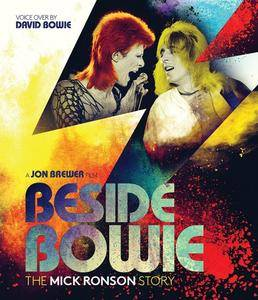 Beside Bowie: The Mick Ronson Story (2017) [Blu-ray, 1080p]