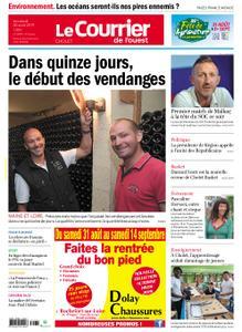 Le Courrier de l'Ouest Cholet – 30 août 2019
