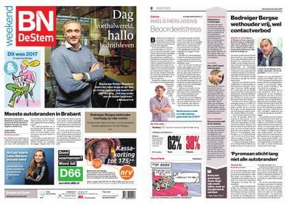 BN DeStem - Bergen op Zoom – 30 december 2017