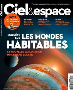 Ciel & Espace - Octobre-Novembre 2021