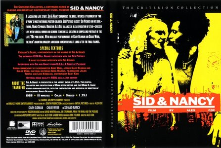 Sid & Nancy (1986) [The Criterion Collection #020 - Out Of Print]