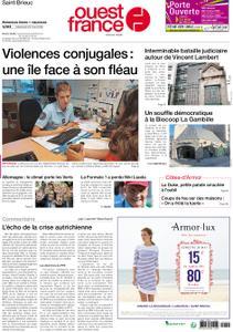 Ouest-France Saint-Brieuc – 22 mai 2019