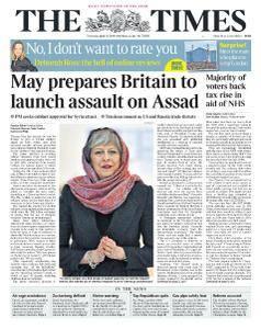 The Times - 12 April 2018