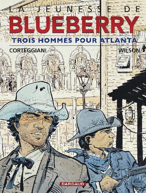 La Jeunesse de Blueberry T08