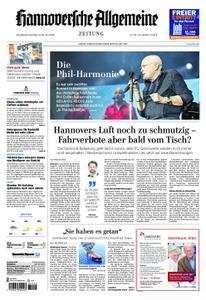 Hannoversche Allgemeine – 15. Juni 2019