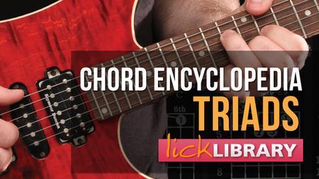 Chord Encyclopedia Vol.1 Triads