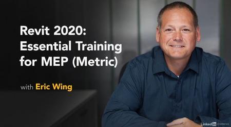 Revit 2020: Essential Training for MEP (Metric)