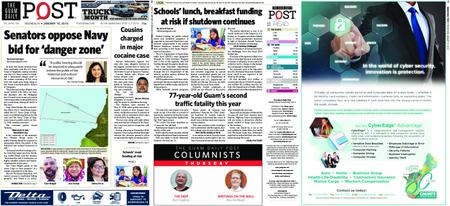 The Guam Daily Post – January 16, 2019