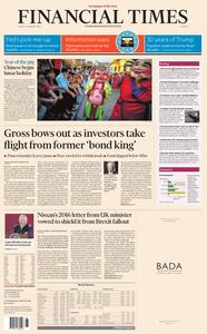 Financial Times Europe – 5 February 2019