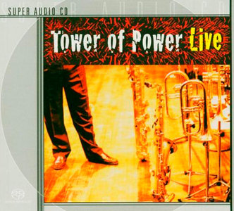 Tower Of Power - Soul Vaccination: Tower Of Power Live (1998) [Reissue 2000] PS3 ISO + Hi-Res FLAC