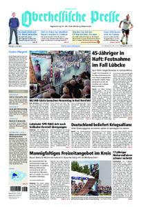Oberhessische Presse Hinterland - 17. Juni 2019