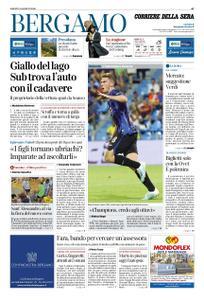 Corriere della Sera Bergamo – 31 agosto 2019