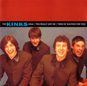 The Kinks - The Kinks (1996) Re-Up