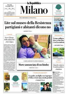 la Repubblica Milano – 23 maggio 2019