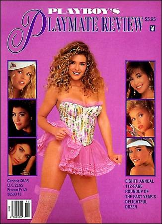 Playboy's Playmate Review - June 1992 (Number 8)