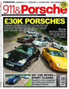911 & Porsche World – September 2018
