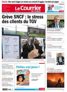 Le Courrier de l'Ouest Cholet – 30 octobre 2019