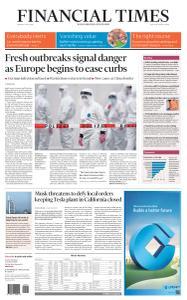 Financial Times USA - May 11, 2020